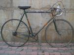 ROAD BIKE OF 1940 REAR DERAILLEUR (CAMPAGNOLO) WITH 2 LEVERS