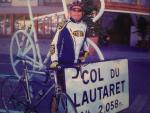 "A FRIEND OF OURS WITH THE TESTI CICLI STITCH  ""FRANCIA 2006"""