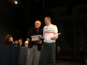 STAGIONE 2007 - Pietro Montagnoli Campione italiano Mediofondo cat. M7 12 gennaio 2008