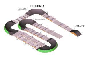 STAGIONE 2008 - 22.01.2008 Presentazione progetto nuova pista BMX a Perugia