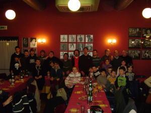 STAGIONE 2008 - 23.01.2008 Cena GS Testi CIcli BMX Perugia