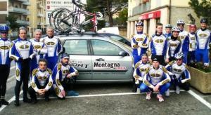 STAGIONE 2008 - Ammiraglia Team Road 2008
