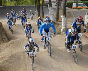 STAGIONE 2007 - Presentazione GS Testi Cicli BMX Perugia
