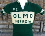 La prima maglia della nostra squadra anno 1964 ( Al tempo G.S. Olmo Perugia )