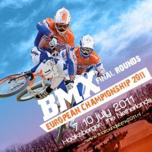 STAGIONE 2011 - Campionato europeo BMX 2011