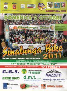 STAGIONE 2011 - PROSSIMO APPUNTAMENTO : SINALUNGA BIKE 2011