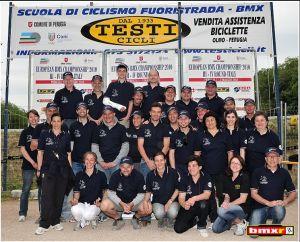 STAGIONE 2010 - BMX Euro Round 3 e 4 Perugia (ITA)