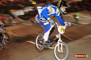 Season 2012 - BMX Indoor St. Etienne