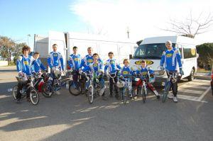 STAGIONE 2012 - Stage allenamento in Francia gennaio 2012
