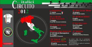 Stagione 2012 : Circuito degli Italici