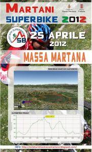 Stagione 2012 : Martani Superbike