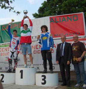 Stagione 2012: Campionato Italiano BMX | Sabato report