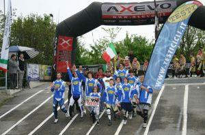 Stagione 2012: Campionato Italiano BMX   Domenica report