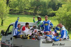 Stagione 2012 : XIII Trofeo Terme di Fontecchio DH