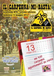 Stagione 2012: GranFondo MTB Il Carpegna mi basta 2012
