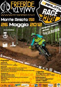 Stagione 2012: 5° Gravity Race - Monte Amiata