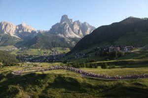 Stagione 2012: Maratona dles Dolomites