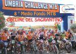 Stagione 2012: 8° Medio Fondo MTB Colline del Sagrantino - Report