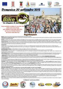 Stagione 2012: XIII Petrignano Bike