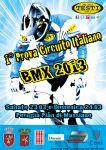 Stagione 2013: 1°prova Circuito Italiano BMX a Perugia - Volantino