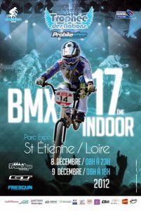 Stagione 2013: 17° BMX Indoor de St. Etienne