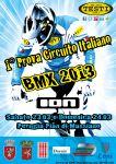 Stagione 2013: 1°prova Circuito Italiano BMX - Perugia