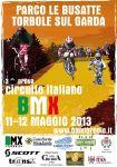 Stagione 2013: 3° Prova Circuito Italiano BMX - Torbole