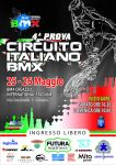 Stagione 2013: 4° Prova Circuito Italiano BMX Creazzo (VI)