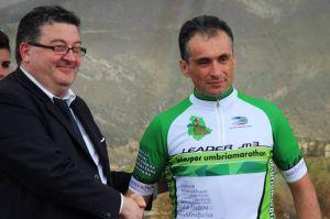 Stagione 2013: Fabio Frosini vince l'Inkospor Umbria Marathon