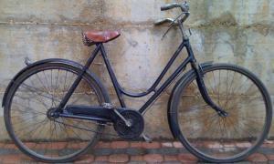 Bici donna 26 (Marca sconosciuta) degli anni 1930/1935