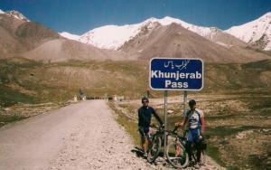 CONFINE PAKISTAN-CINA agosto 2004 (la via della seta)