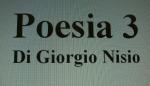 Poesia scritta da Giorgio Nisio a Franco Testi