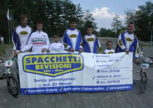 STAGIONE 2009 - Campionati italiani BMX 2009 Olgiate Comasco