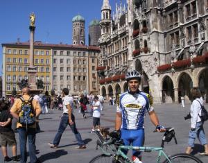 In Germania si pedala Testi cicli
