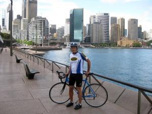 A Sydney si pedala Testi Cicli