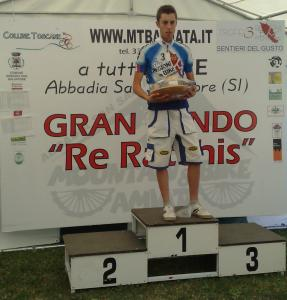 "STAGIONE 2010 - Riccardo Rossi vince il ""3 REGIONI in BIKE 2010"""