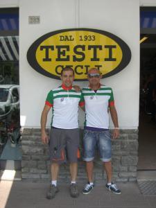 STAGIONE 2010 - Daniele Cardinali e Stefano Conti Campioni Regionali