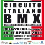 STAGIONE 2011 - Risultati 1° prova Circuito Italiano BMX 2011 - Creazzo ( VI )