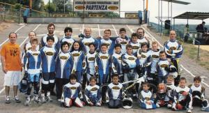 STAGIONE 2009 - GS Testi Cicli BMX Perugia Elenco atleti