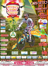 STAGIONE 2011 - 1° prova Umbria Marathon - Orvieto ( TR )