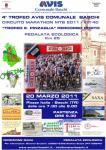 STAGIONE 2011 - 3° prova Umbria Marathon - Baschi ( TR )