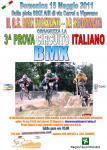 STAGIONE 2011 - 3° Prova Circuito Italiano BMX 2011 - Vigevano (PV)
